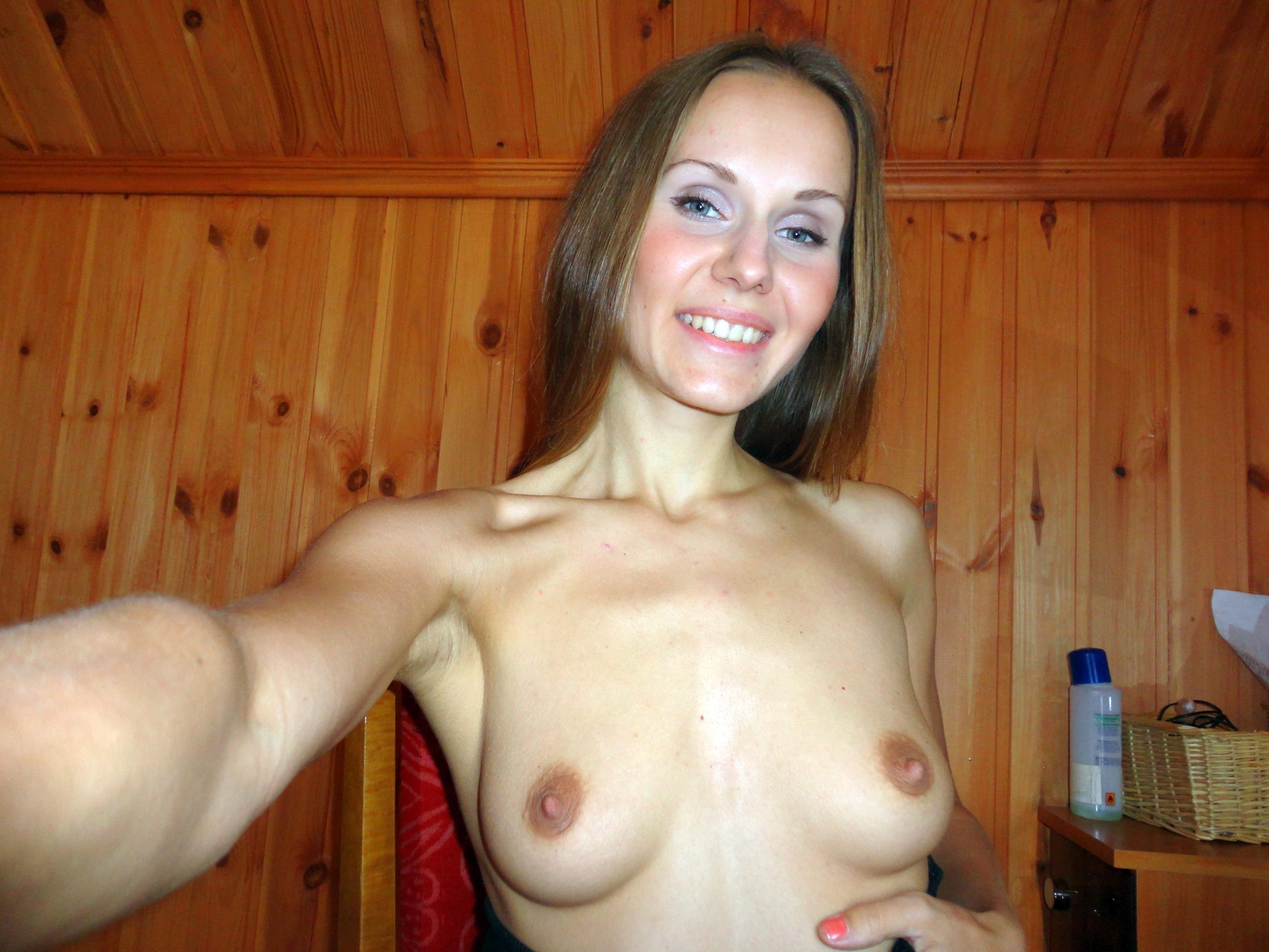 junge Brüste